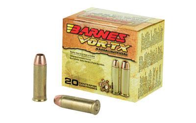 BARNES VOR-TX 44MAG 225GR XPB 20/200