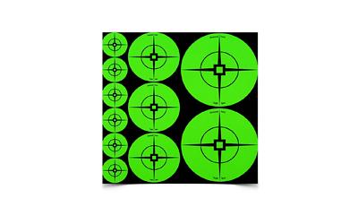 B/C TARGET SPOTS GREEN ASSORTMENT