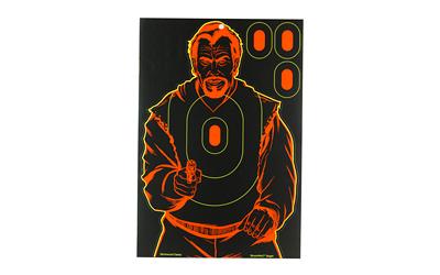 B/C SHOOTNC BAD GUY SILHOUETTE 5PK