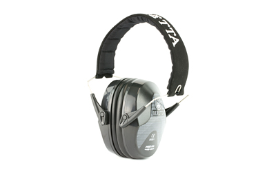 BERETTA LOW PROFILE EARMUFF BLACK