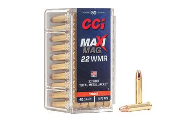 CCI MAXI-MAG 22WMR TMJ 50/2000