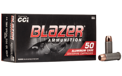 CCI/BLAZER 44SPL 200GR HP 50/1000