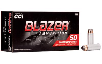 CCI/BLAZER 44MAG 240GR JHP 50/1000