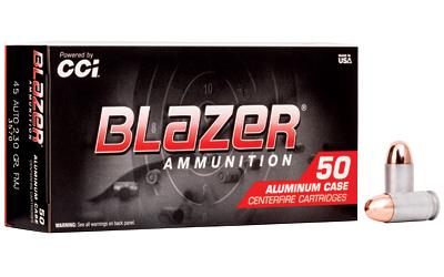 CCI/BLAZER 45ACP 230GR FMJ 50/1000
