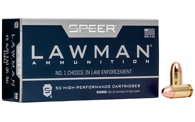 SPR LAWMAN 45ACP 230GR TMJ 50/1000