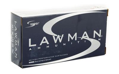 SPR LAWMAN 357 SIG 125GR TMJ 50/1000