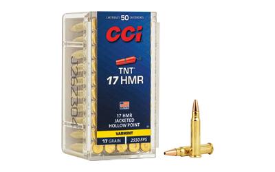 CCI 17HMR 17GR TNT HP 50/2000