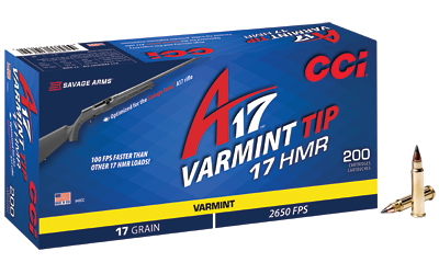 CCI A17 17HMR 17GR VARM 200/2000
