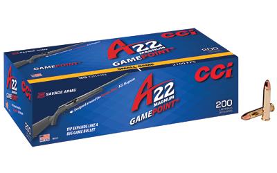 CCI A22 22WMR 35GR 200/2000