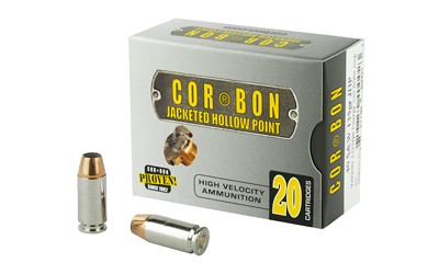 CORBON 40S&W 135GR JHP 20/500