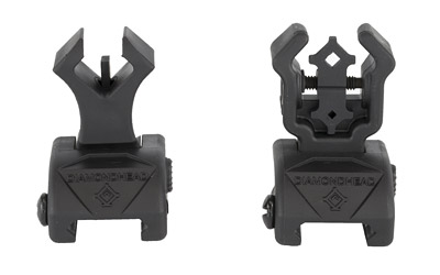 Dmdhd Poly Diamond Iss Sight Set Blk