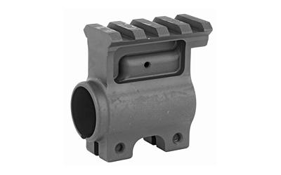 DMDHD RAILED GAS BLOCK REC HGT .750