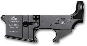 DS ARMS AR LOWER STRIPPED
