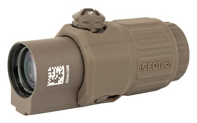 Eotech G33 3x Magnifer Sts Mnt Tan-img-0