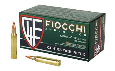 FIOCCHI 223REM 50GR VMAX 50/1000
