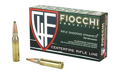 FIOCCHI 308WIN 150GR PSP 20/200