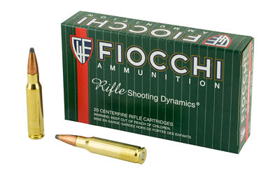 FIOCCHI 308WIN 180GR PSP 20/200