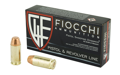 FIOCCHI 40SW 180GR FMJ 50/1000