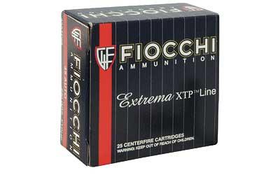 FIOCCHI 45ACP 230GR XTP 25/500