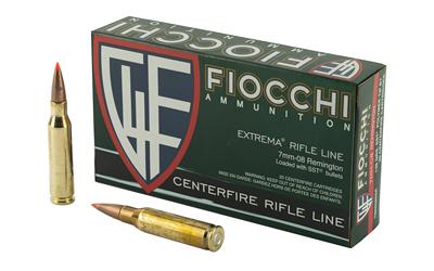 FIOCCHI 7MM-08REM 139GR SST 20/200