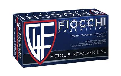 FIOCCHI 9MM 115GR FMJ 50/1000