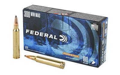 FED PWRSHK 300WIN 180GR SP 20/200
