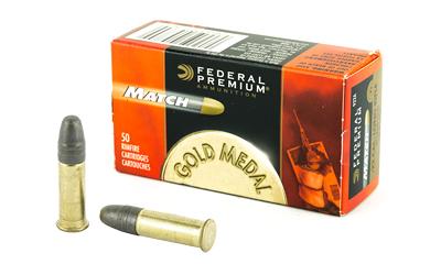 FED PRM MATCH 22LR 40GR 50/5000