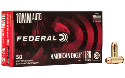 FED AM EAGLE 10MM 180GR FMJ 50/1000
