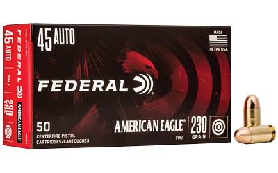 FED AM EAGLE 45ACP 230GR FMJ 50/1000