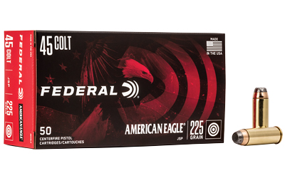 FED AM EAGLE 45LC 225GR JSP 50/1000