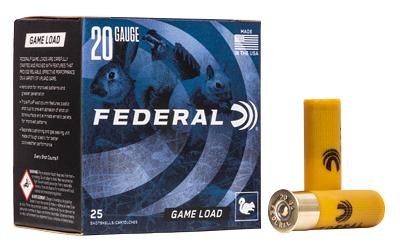 FED GAME LOAD 20GA 2 3/4