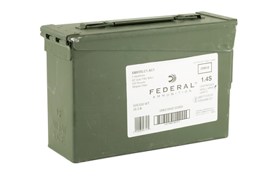 FED XM855LCAC1 556NATO 62GR 420/CAN
