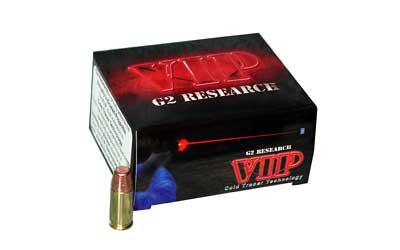G2R VIP 9MM 95GR 20/500