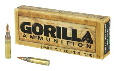 GORILLA 223REM 69GR SIERRA 20/200