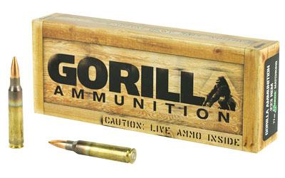 GORILLA 223REM 77GR SIERRA 20/200