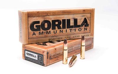 GORILLA 300BLK 120GR RN 20/200