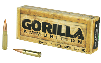GORILLA 300BLK 125GR SIERRA 20/200