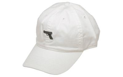 GLOCK OEM PERFCTN RELAXER HAT WHITE