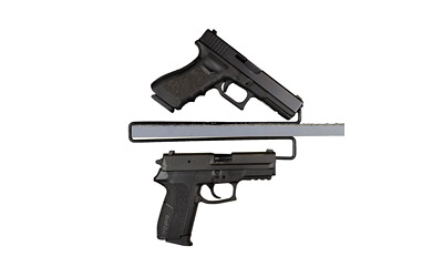 GSS OVER UNDER HANDGUN HANGERS 2PK
