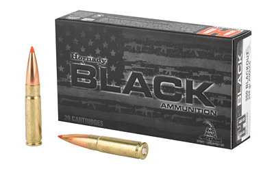 HRNDY BLACK 300BLK 208GR AMAX 20/200