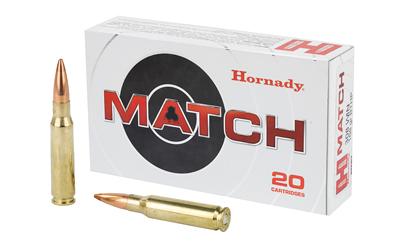 HRNDY 308WIN 168GR BTHP MTCH 20/200