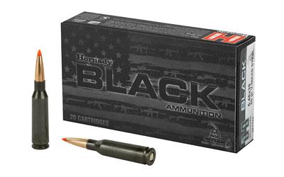HRNDY BLACK 5.45X39 60GR VMAX 20/200