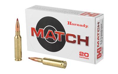 HRNDY 6.5CREED 120GR ELD-M 20/200