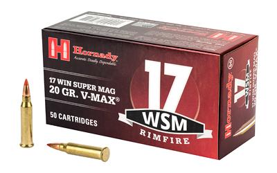 HRNDY 17WSM 20GR VMAX 50/500