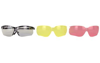 H/L XC GLASSES COMBO 3 LENSES/CASE