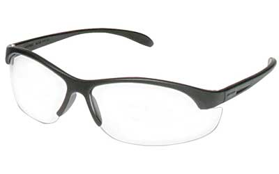H/L HL200 YOUTH  BLK FRM CLEAR GLASS