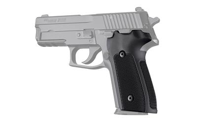 HOGUE ALUM SIG P228 DA/SA CHCKRD BLK