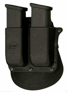 FOBUS PDL DBL MAG PCH S&W MP 9MM .40