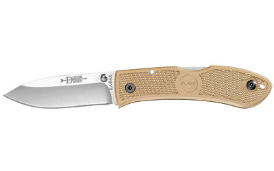 "KBAR DOZIER FLDG HUNTER 4.25"" COYOTE"