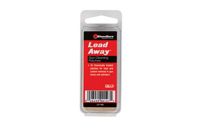 KLEEN BR LEAD AWAY PATCHES 10PK